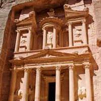 Amman - Jerash - Ajloun - Desert Castles - Dead Sea - Mount Nebo - Kerek - Petra