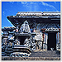 Srirangapatna - Mysore - Shravanabelagola - Halebeedu - Belur