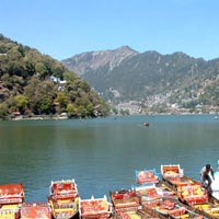 Corbett - Ranikhet - Nainital