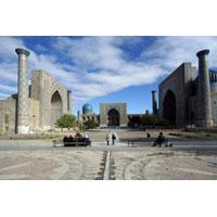Tashkent - Samarkand - Shakhrisabz - Bukhara - Urgench