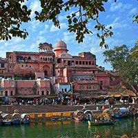Varanasi - Gaya - Allahabad - Chitrakoot