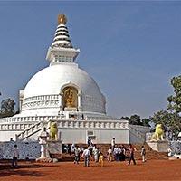 Kolkata - Bodh Gaya - Nalanda - Rajgir - Patna - Kushinagar - Lumbini - Sravasti - Varanasi