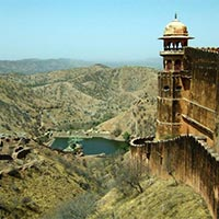 Delhi - Jaipur - Ranthambhore - Fatehpur Sikri - Agra - Katni - Bandhavgarh - Khajuraho - Varanasi
