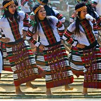 Aizawl - Lunglei - Tam Dil Lake - Aizawl