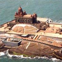 Chennai - Kanchipuram - Mahabalipuram - Pondicherry - Chidambaram - Kumbakonam - Thanjavur - Trichy - Madurai - Rameshwaram - Kanyakumari - Kovalam - Trivandrum