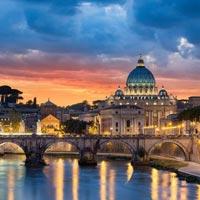 Italy - France - Rome - Basilica