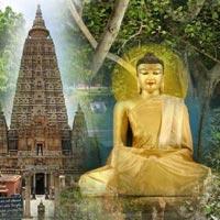 Bodhgaya - Varanasi - Kushinagar - Lumbini - Sravasti - Lucknow