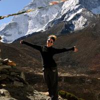 Kathmandu - Lukla - Namche Bazaar - Tangbuche - Dingbuche - Lobuche - Everest Base Camp - Katapather