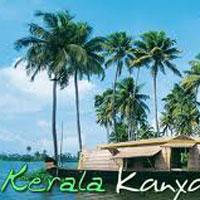 Cochin -  Munnar - Thekkady - Kanyakumari - Kovalam - Trivandrum - Alleppey
