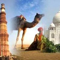 New Delhi - Mathura - Brindawan - Agra - Fatehpur Sikri - Jaipur