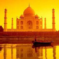 Agra - Mathura - Vrindavan - Jaipur - Ajmer - Pushkar - Delhi