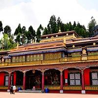 Bagdogra - Gangtok - Rumtek Monastery - Pelling - Pemayangste - Yuksam - Darjeeling