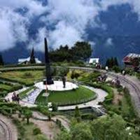 Njp/Bagdogra - Darjeeling - Pelling - Rabongla - Gangtok - Tsomgo Lake - Nathula Pass - Lachen - Lachung