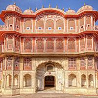 Jaipur - Jodhpur - Udaipur - Pushkar