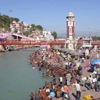 Delhi - Haridwar - Rishikesh - Shivpuri