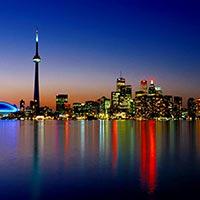 Niagara falls - Toronto - Montreal - Quebec - Calgary - asper - Banff - Kamloops - Whistler - Vancouver
