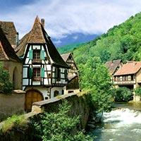 Switzerland - Schaffhausen - Zurich - Engelberg - Bern