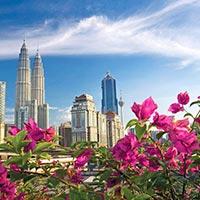 Singapore - Putrajaya - Genting - Kuala Lumpur