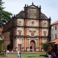 North Goa - South Goa - Panjim - Calangute - Cruise
