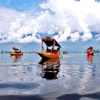 Jammu - Kashmir - Katra - Srinagar - Gulmarg - Khilanmarg - Sonamarg - Pahalgam - Vaishno Devi