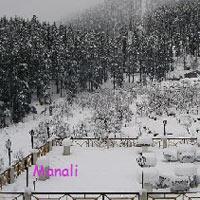 Lucknow - New Delhi - Shimla - Manali