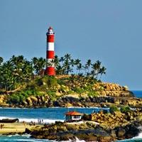 Cochin - Munnar - Thekkady - Kovalam - Kanyakumari - Thiruvananthapuram
