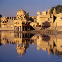 Udaipur - Chittorgarh - Pushkar - Jaipur - Jaisalmer - Jodhpur - Porbandar - Junagadh