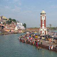 Uttarkashi - Kedarnath - Badrinath - Haridwar