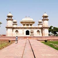 New Delhi - Alwar - Sariska - Jaipur - Bharatpur - Agra