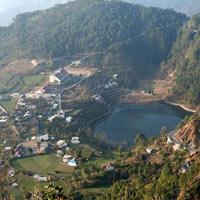 New Delhi - Dehradun - Chamba - Rishikesh - Mussoorie