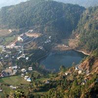 Delhi - Mussoorie - Haridwar - Nainital - Kausani - Corbett Park