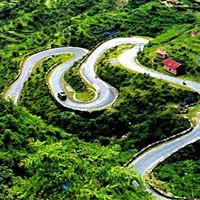 Delhi - Mussoorie - Nainital - Corbett Park