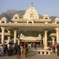 Jammu  - Vaishno Devi - Chamunda Devi - Kangra Devi - Chintpurni Devi - Jawala Devi - Rewalsar Lake - Manali - Naina Devi - Mansa Devi - Chandigarh - Delhi