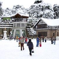 Ambala - Shimla - Manali - Chandigarh