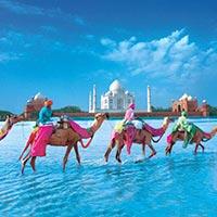 New Delhi - Agra - Jaipur - Jodhpur - Udaipur