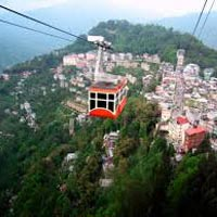 Kalimpong - Gangtok - Darjeeling