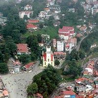 Mumbai - New Delhi - Chandigarh - Shimla - Manali