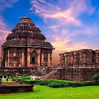 Mumbai - Hyderabad - Ramoji Film City - Srisailam - Kuravpur - Pithapur - Bhubaneshwar - Konark - Puri