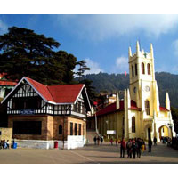 Kalka - Dharampur - Badog - Solan - Kandaghat - Shoghi - Tara Devi - Summer Hill - Shimla - Kufri - Fagu - Theog - Matiana - Shilaroo - Narkanda - Hatu Peak - Thanadhar - Kotgarh - Tani Jubber Lake - Naldehra - Tata Pani - Kasauli