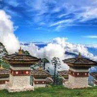 Paro - Thimphu - Punakha - Paro