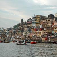 New Delhi - Jaipur - Bharatpur - Fatehpur Sikri - Agra - Varanasi