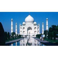 New Delhi - Agra - Sawai Madhopur - Jaipur