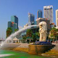 Melbourne - Cairns - Gold Coast - Sydney - Singapore
