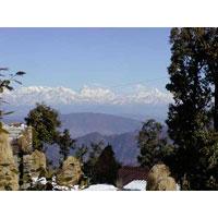 Delhi - Ranikhet - Nainital - Corbett - Mussoorie