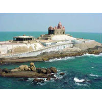 Cochin - Alleppey - Kanyakumari - Trivandrum - Munnar - Cochin