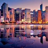 Hong Kong - Macau - Shenzhen