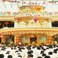 Mumbai - Bangalore - Puttparthi - Mysore - Hassan