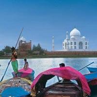 Delhi (Arrival) - Agra - Jaipur - Bombay - Aurangabad - Bombay (Departure)