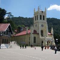 Chandigarh - Pinjore Garden - Timber Trail - Shimla - Kasauli - Chandigarh