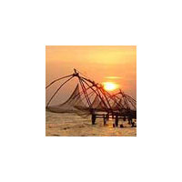 Cochin - Munnar - Thekkady - Kumarakom - Alleppey - Varkala - Poovar - Kanyakumari - Kovalam